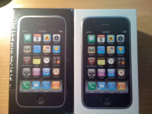 iPhone 3GS times 2